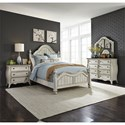 Liberty Furniture Parisian Marketplace King Bedroom Group - Item Number: 698-BR-KPSDMN