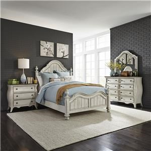 Liberty Furniture Parisian Queen 5 Pc Group