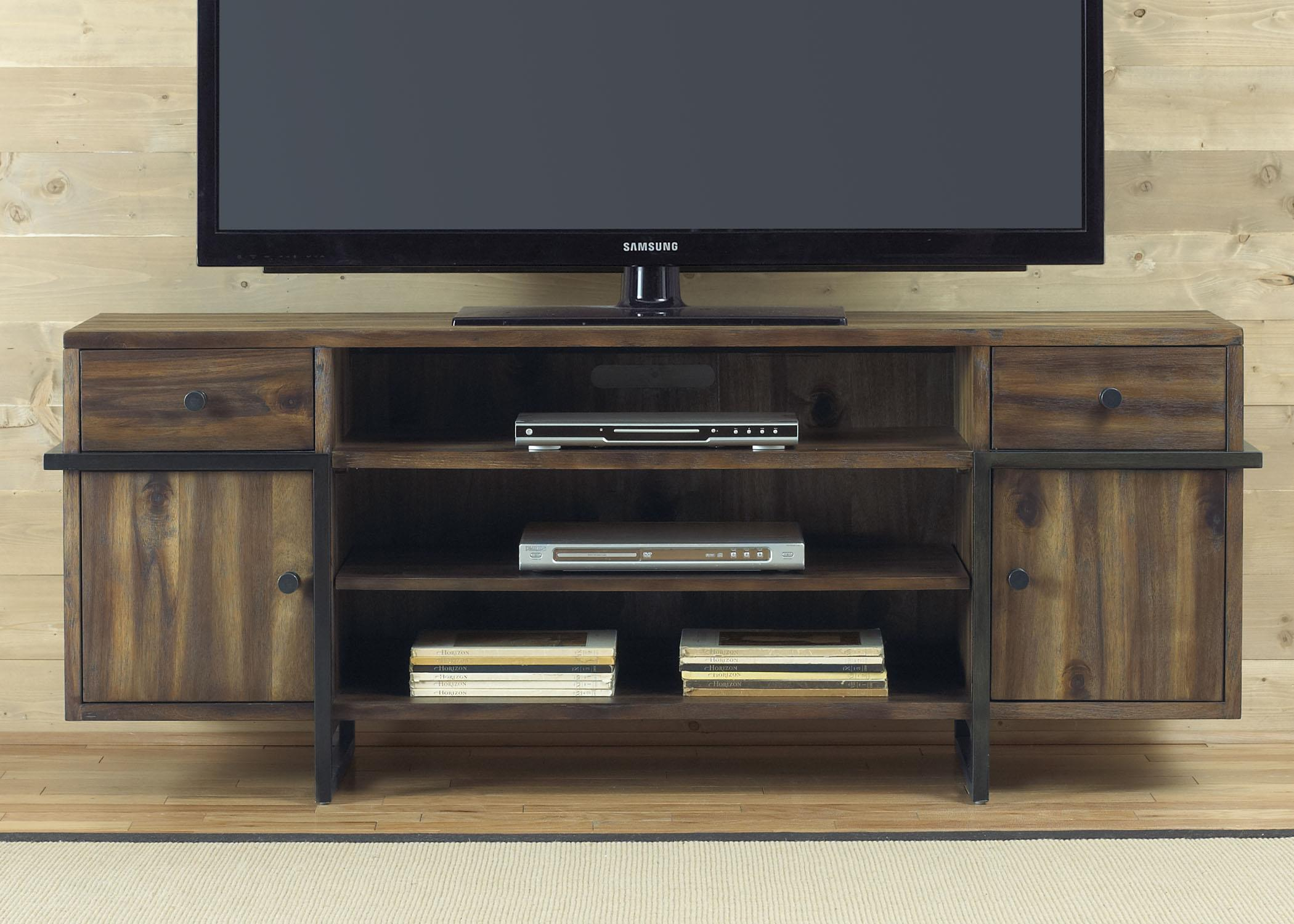 Liberty Furniture Paxton Entertainment TV Console - Item Number: 227-TV72
