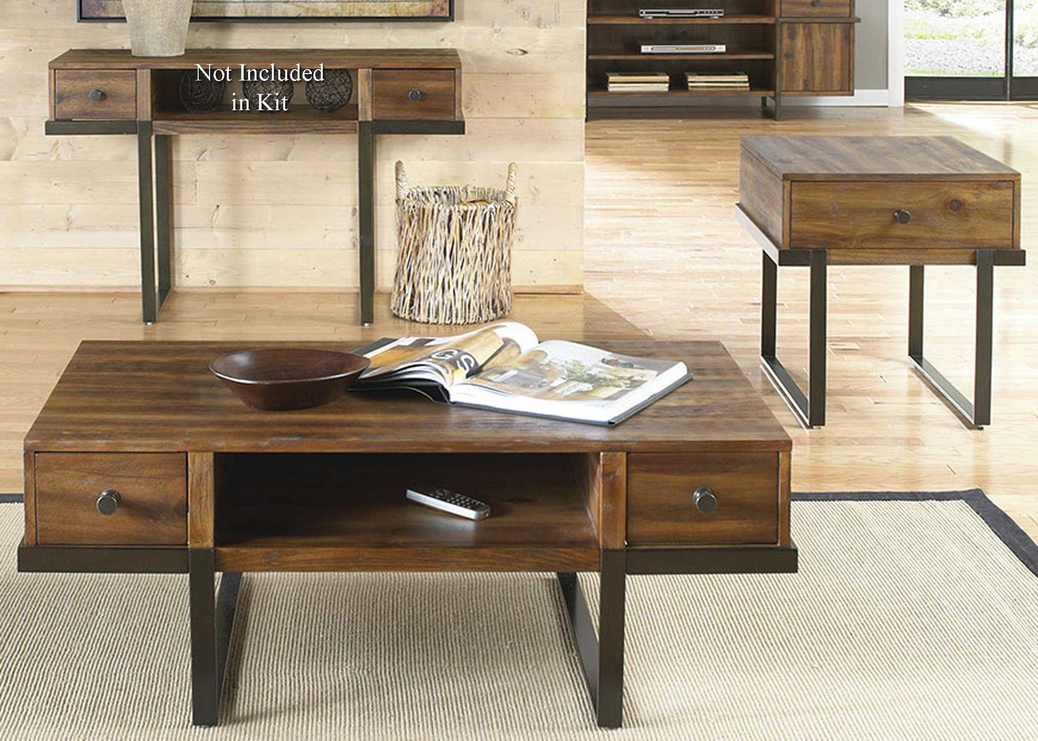 Liberty Furniture Paxton Occasional Table Group - Item Number: 227-OT-3PCS