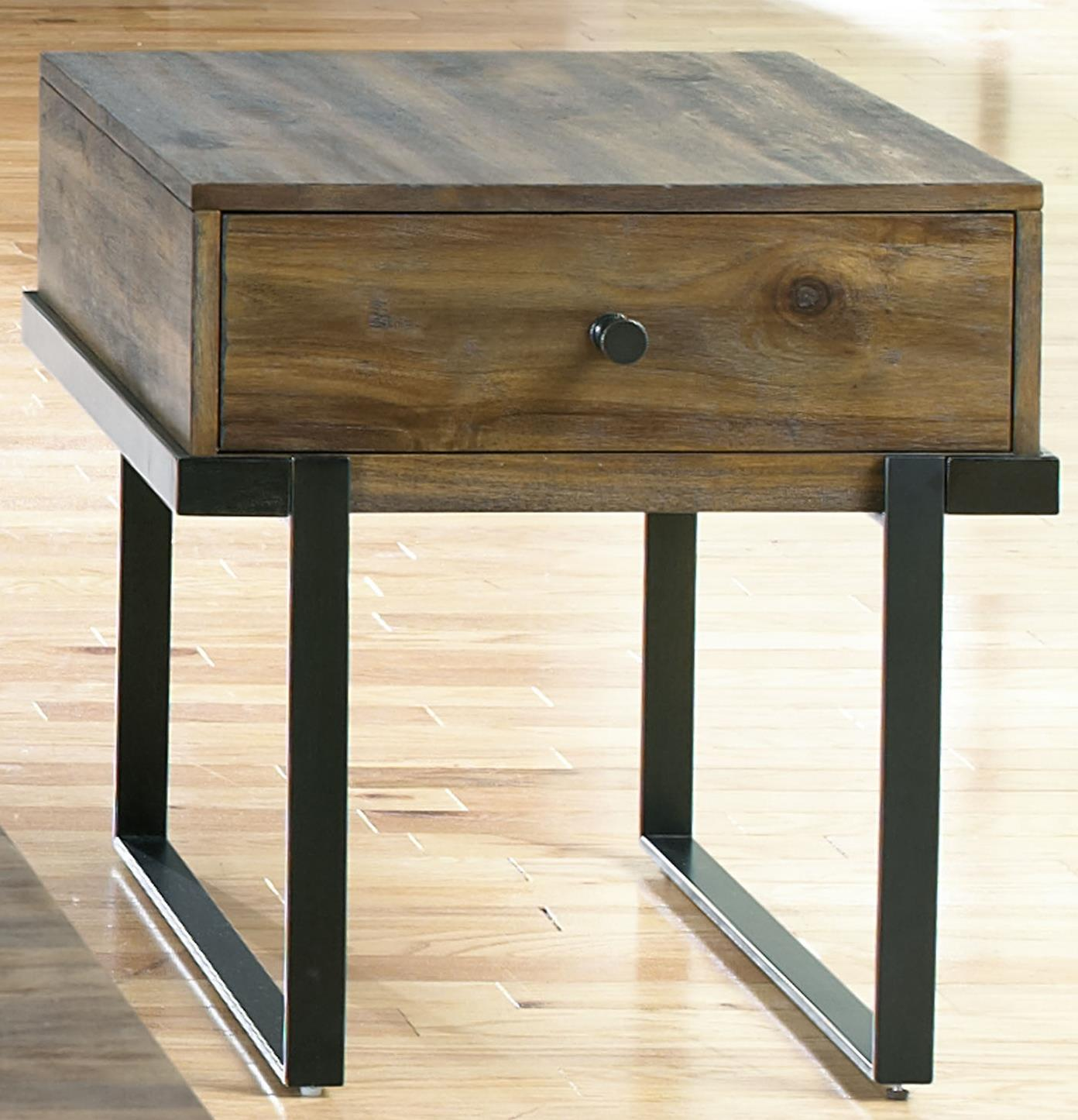 Liberty Furniture Paxton End Table - Item Number: 227-OT1020