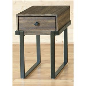 Liberty Furniture Paxton Chair Side Table