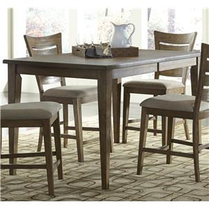 Liberty Furniture Pebble Creek Gathering Table