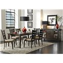 Liberty Furniture Pebble Creek Casual Dining Room Group - Item Number: 476 Casual Dining Room Group 1