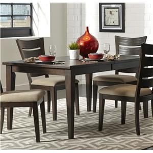 Liberty Furniture Pebble Creek Rectangular Leg Table