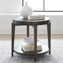 Liberty Furniture Penton Round End Table - Item Number: 268-OT1020