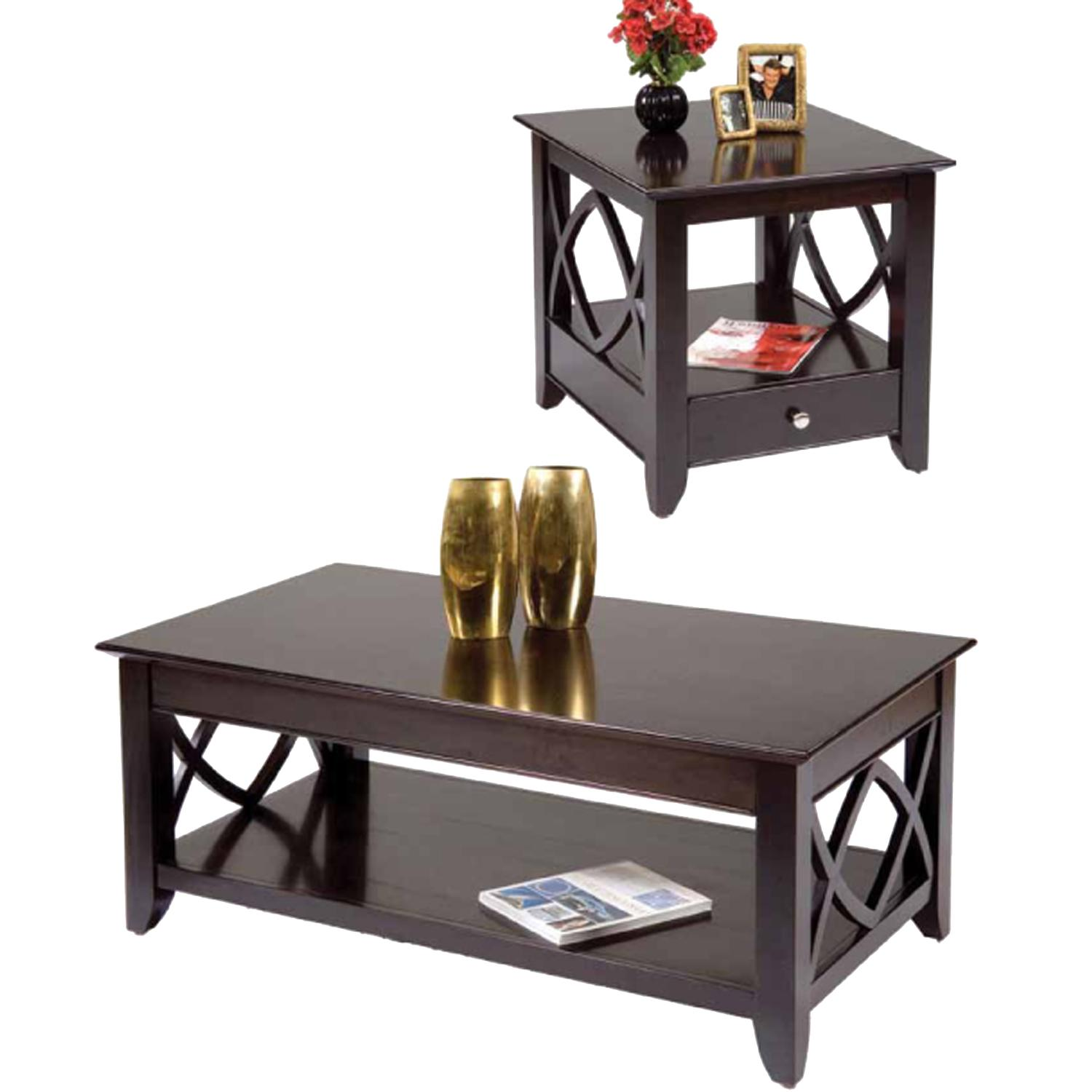 Liberty Furniture Piedmont 3 Piece Accent Tables Set - Item Number: 955-OT-SET05