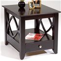 Liberty Furniture Piedmont End Table - Item Number: 955-OT1020