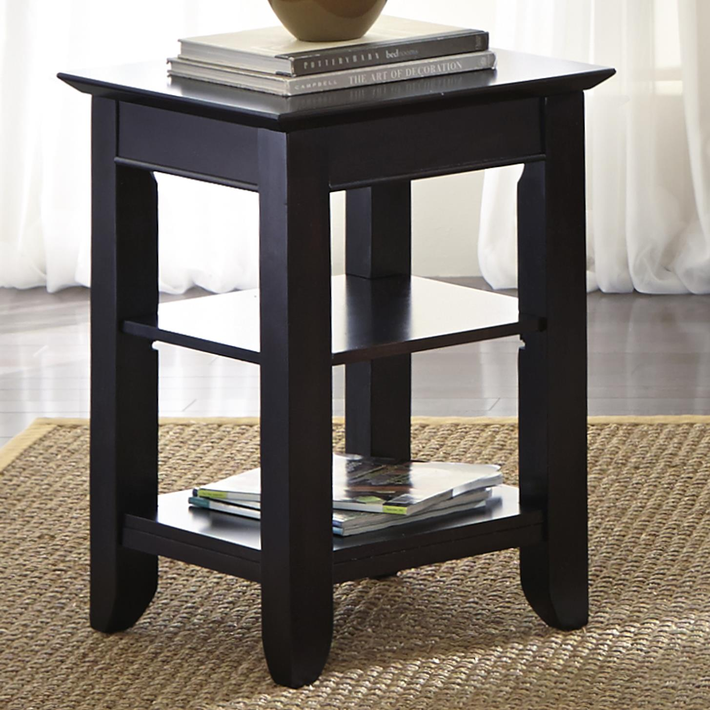 Liberty Furniture Piedmont Chair Side Table - Item Number: 955-OT1022