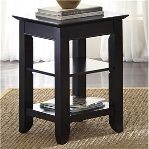 Liberty Furniture Piedmont Chair Side Table