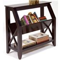 Liberty Furniture Piedmont Bookshelf - Item Number: 955-OT1031