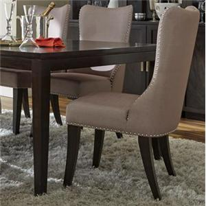 Liberty Furniture Platinum Side Chair