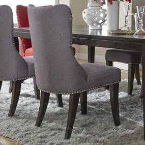 Liberty Furniture Platinum Side Chair - Item Number: 861-C6501S-G
