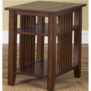 Liberty Furniture Prairie Hills Chair Side Table