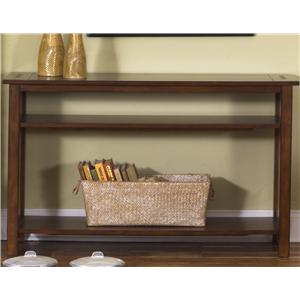 Liberty Furniture Prairie Hills Sofa Table