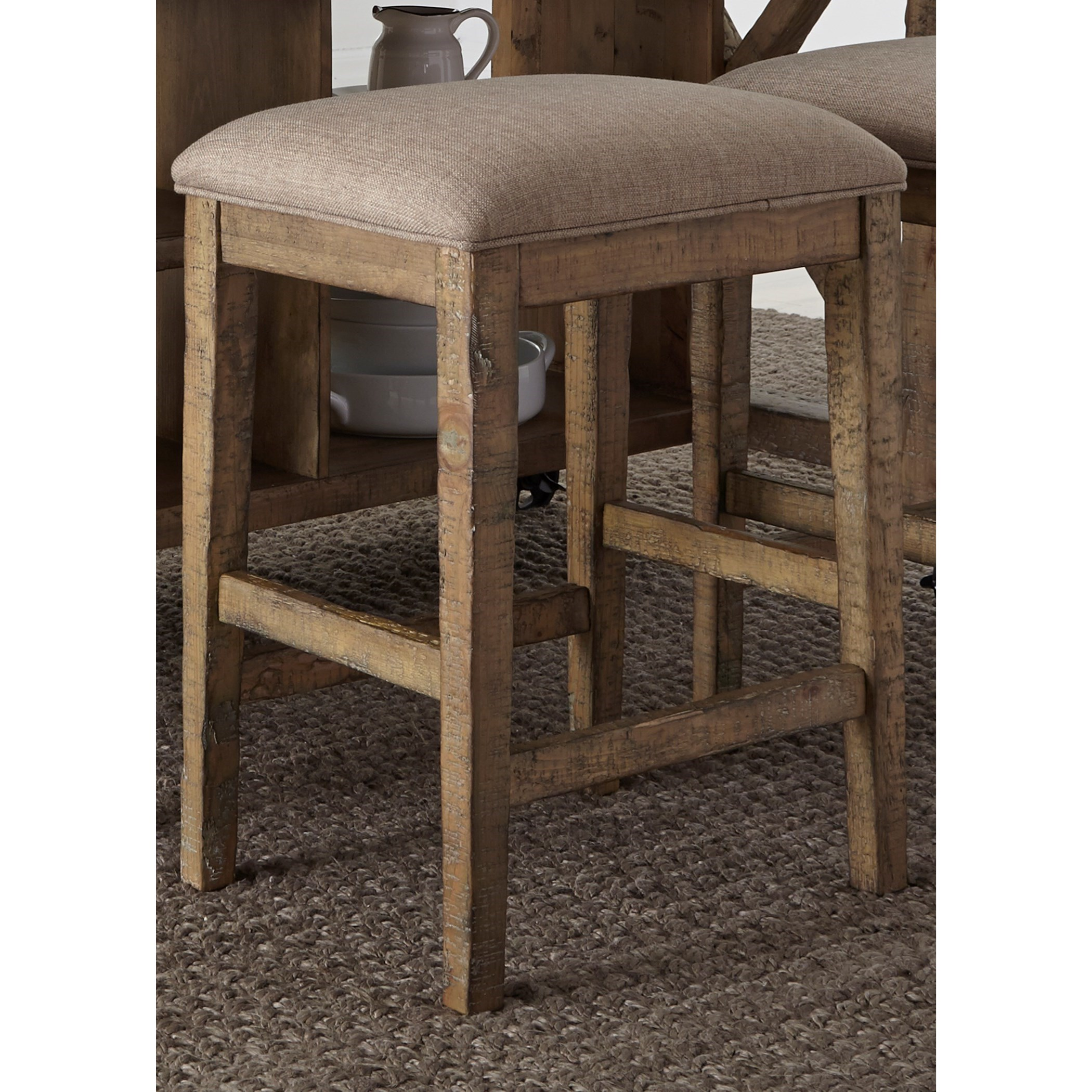 barstool store baxton french stools julie vintage upholstered p cottage weathered fabric bar beige stool oak studio tsf