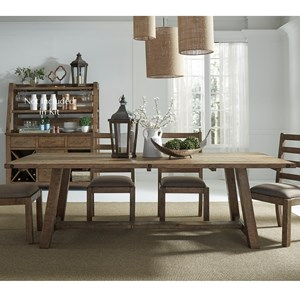 "Liberty Furniture Prescott Valley 96"" Dining Table"