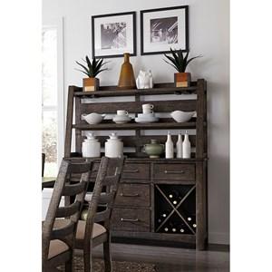 Liberty Furniture Prescott Valley Server & Hutch