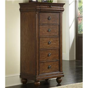 Liberty Furniture Rustic Traditions Lingerie Chest