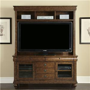 Vendor 5349 Rustic Traditions Entertainment Center