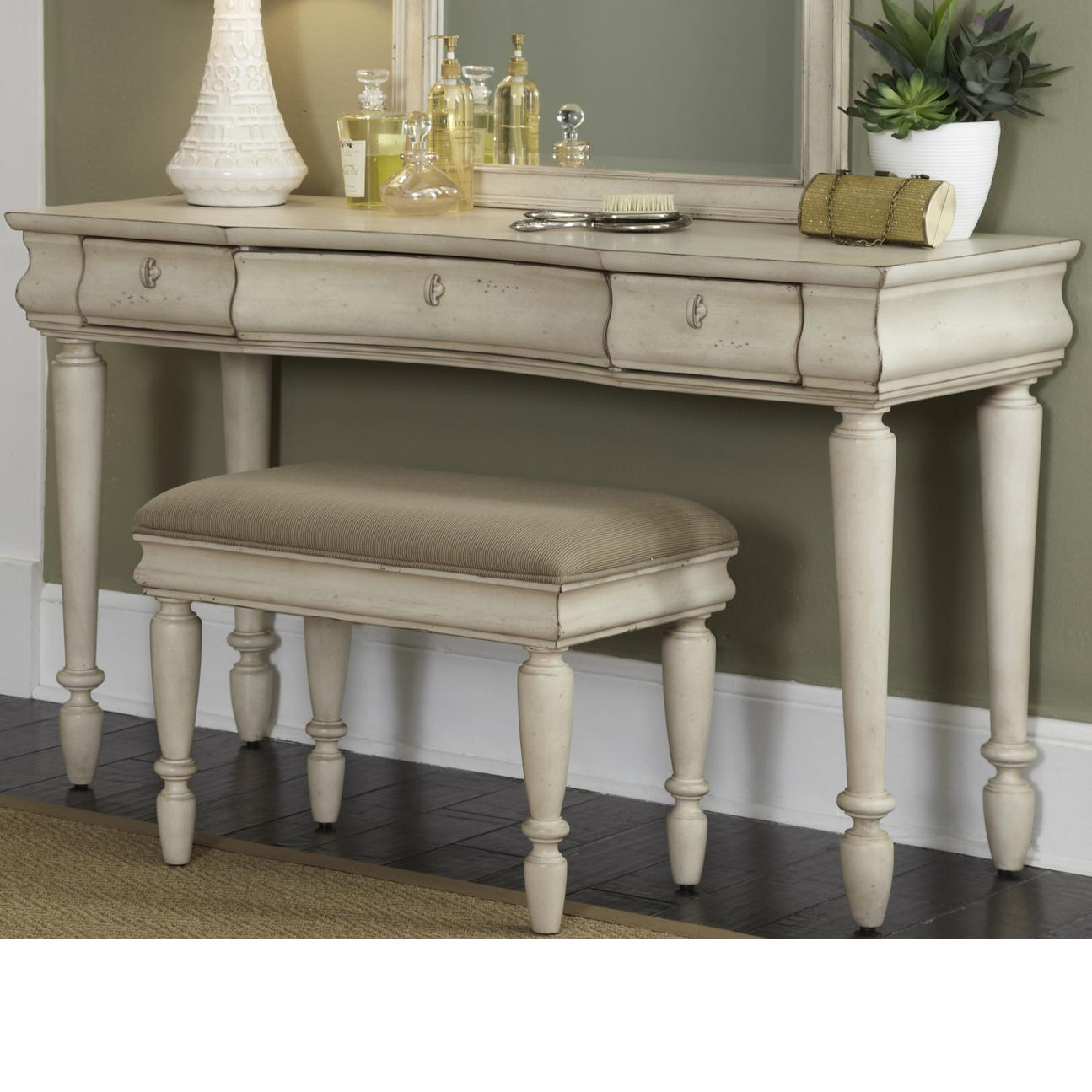 Vendor 5349 Rustic Traditions 689-BR35 Vanity Base With 3