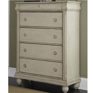 Sarah Randolph-J Rustic Traditions Chest
