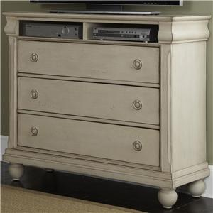 Liberty Furniture Rustic Traditions Media Chest
