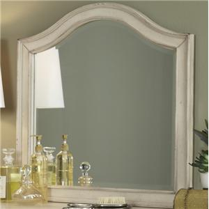 Liberty Furniture Rustic Traditions Vanity Deck Mirror
