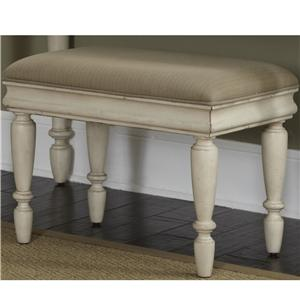 Vendor 5349 Rustic Traditions Vanity Bench (RTA)