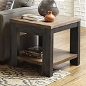 Liberty Furniture Rutland Grove Rectangular End Table - Item Number: 853-OT1020