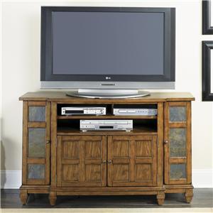 Liberty Furniture Sante Fe TV Console