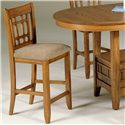 Vendor 5349 Santa Rosa 24 Inch Upholstered Barstool - Item Number: 25-BS8624