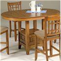 Vendor 5349 Santa Rosa Pub Table - Item Number: 25-PUB4260+B