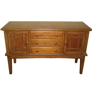 Liberty Furniture Santa Rosa Server