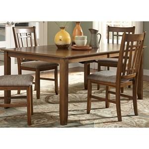 Liberty Furniture Santa Rosa Rectangular Table