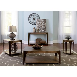 Liberty Furniture Sapphire Lakes Occasional Table Group
