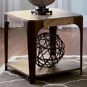 Liberty Furniture Sapphire Lakes Rectangular End Table