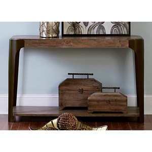 Liberty Furniture Sapphire Lakes Sofa Table