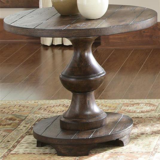 Liberty Furniture Sedona End Table - Item Number: 231-OT1020