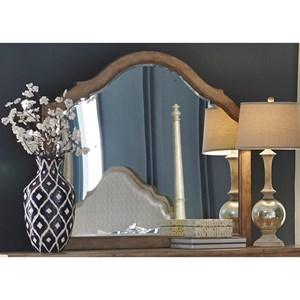 Liberty Furniture 412-BR Dresser Mirror
