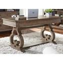 Liberty Furniture Simply Elegant Writing Desk - Item Number: 412-HO111