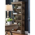 Liberty Furniture Simply Elegant Bookcase - Item Number: 412-HO201