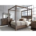 Liberty Furniture Sonoma Road Queen Bedroom Group - Item Number: 473-BR-QCBDM