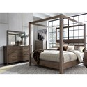 Liberty Furniture Sonoma King Bedroom Group - Item Number: 473-BR-KCBDMC