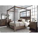 Liberty Furniture Sonoma Road Queen Bedroom Group - Item Number: 473-BR-QCBDMN