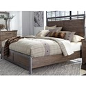 Liberty Furniture Sonoma Road Queen Panel Bed  - Item Number: 473-BR-QPB