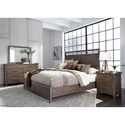 Liberty Furniture Sonoma Road Queen Bedroom Group - Item Number: 473-BR-QPBDMN