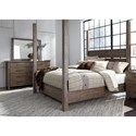 Liberty Furniture Sonoma Road Queen Bedroom Group  - Item Number: 473-BR-QPSDM