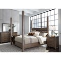 Liberty Furniture Sonoma Road Queen Bedroom Group - Item Number: 473-BR-QPSDMN