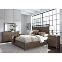 Liberty Furniture Sonoma Road King Bedroom Group - Item Number: 473-BR-KSBDMN